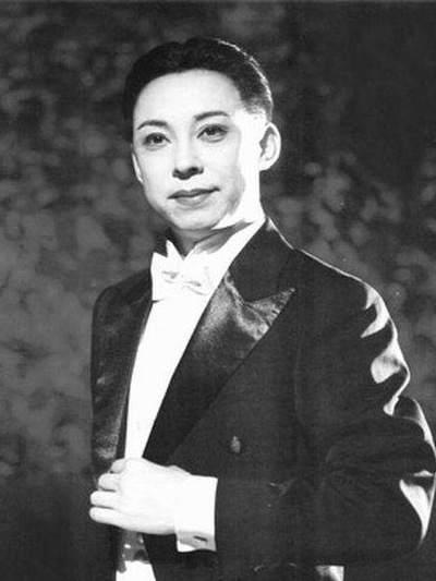 京剧大师梅兰芳