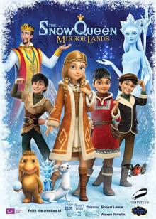 冰雪女王4:魔镜世界(原声版)