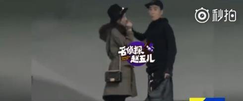 贾青个人资料简介 贾青和男友吵架 场面激烈