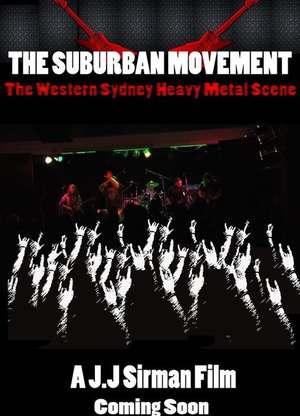 TheSuburbanMovement:WesternSydneyHeavyMetalScene